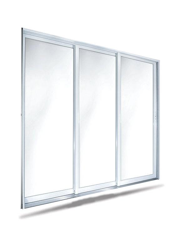 Sliding_Glass_Doors_Full_View_OXO  sc 1 st  Hurricane Windows of Miami & Lawson Hurricane Guard 9200 Series Aluminum Hurricane Impact Full ...